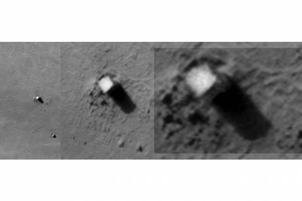 Mars'taki Dikilitaş Sırrı! - Page 1
