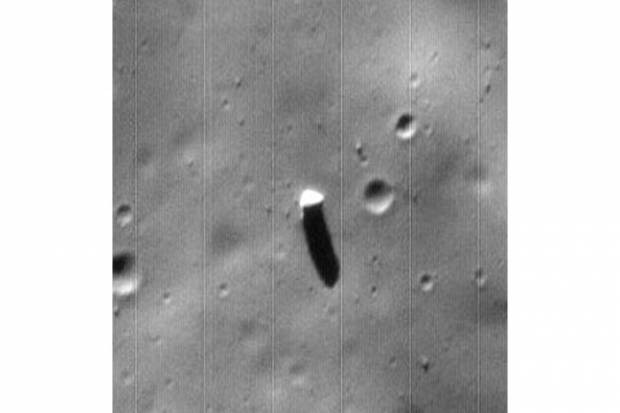 Mars'taki Dikilitaş Sırrı! - Page 3