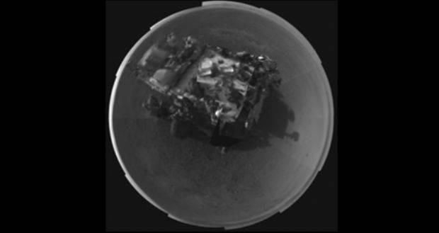 Mars'tan en ilginç görüntüler - Page 1