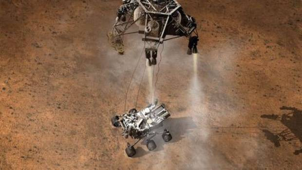 Mars'tan görüntüler - Page 1