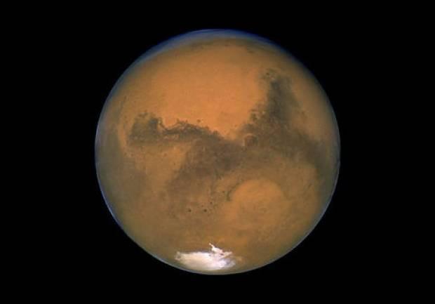 Mars'tan görüntüler - Page 3