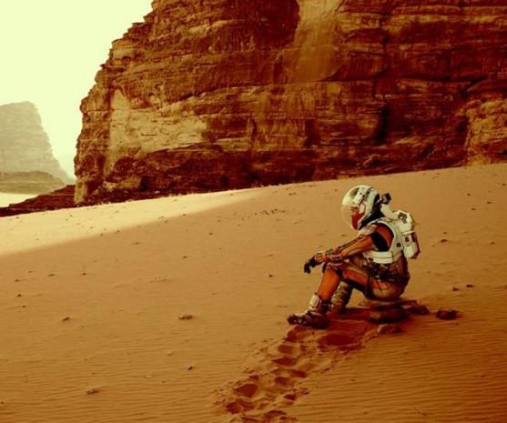 Mars'tan nasıl geri dönülür? - Page 3