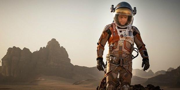 Mars'tan nasıl geri dönülür? - Page 4