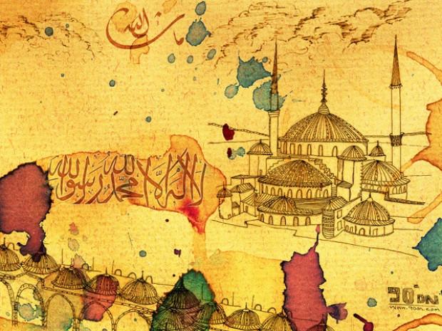 Masaüstü için Ramazan duvar kağıtları - Page 2