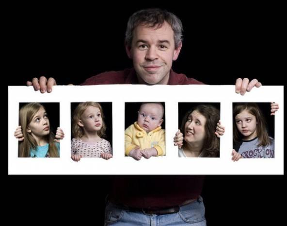Masaüstünüze sıcak aile portreleri - Page 1