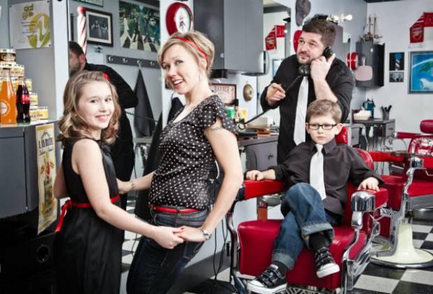Masaüstünüze sıcak aile portreleri - Page 3
