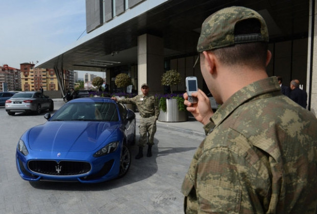 Maserati Ghibli ve GranCabrio Ankara'da tanıtıldı! - Page 3