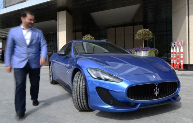 Maserati Ghibli ve GranCabrio Ankara'da tanıtıldı! - Page 4