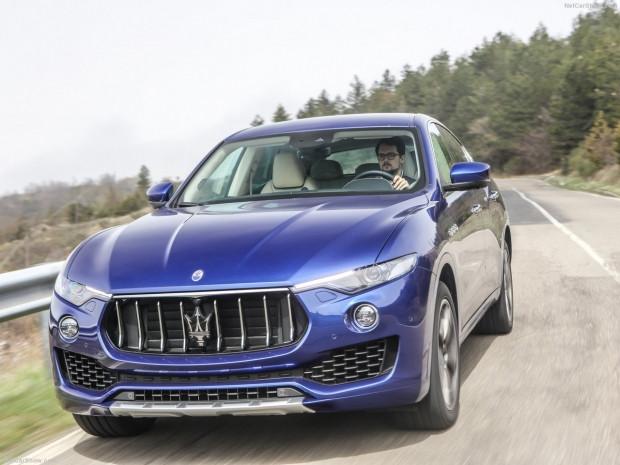 Maserati'nin tarihinde bir dönüm noktası Levante 2017 - Page 2