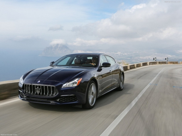 Maserati'nin ürettiği en güçlü ve hızlı sedan Quattroporte 2017 - Page 1
