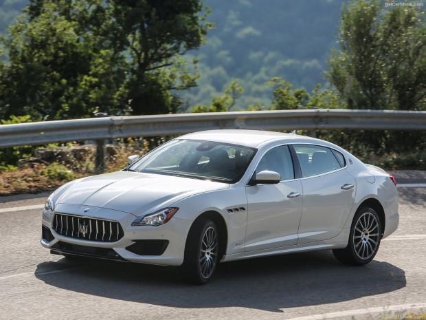 Maserati'nin ürettiği en güçlü ve hızlı sedan Quattroporte 2017 - Page 3