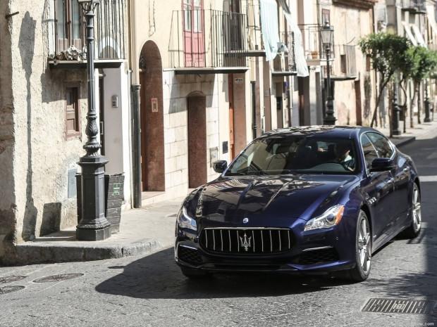 Maserati'nin ürettiği en güçlü ve hızlı sedan Quattroporte 2017 - Page 4