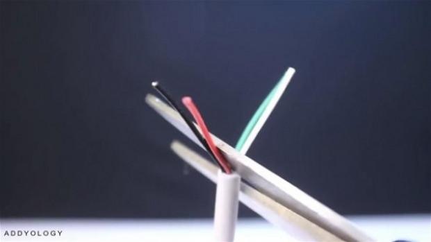 Matkap ve kablolarla şarj aleti yaptı - Page 1