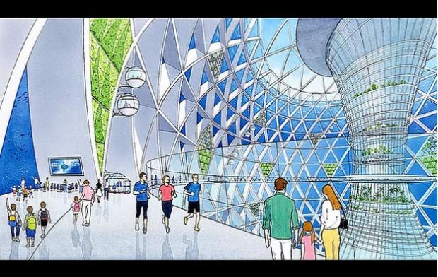 'Mavi Bahçe' ismi verilen sualtı şehri - Page 2