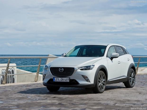 Mazda CX-3 2016 - Page 1