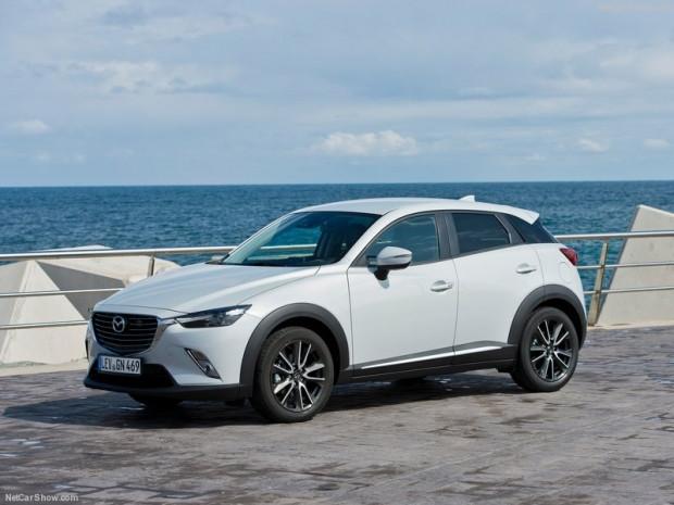 Mazda CX-3 2016 - Page 2