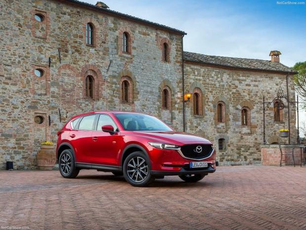 Mazda CX-5 [AB] 2017 - Page 1