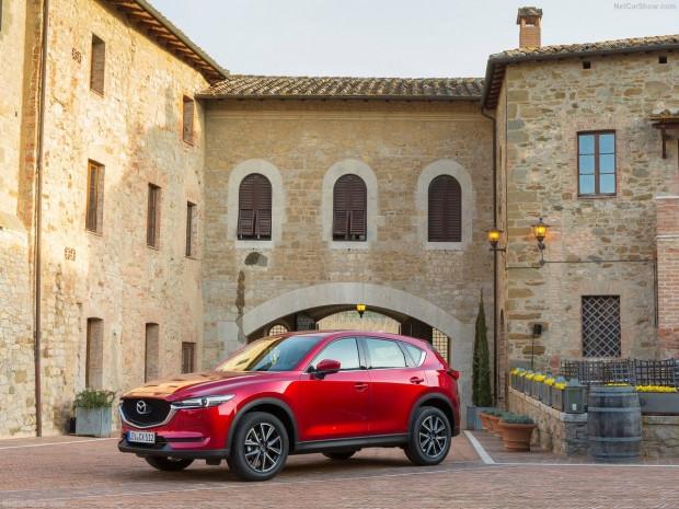Mazda CX-5 [AB] 2017 - Page 3