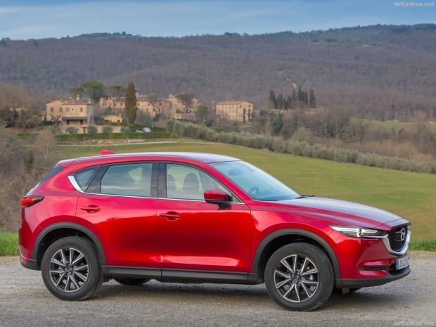 Mazda CX-5 [AB] 2017 - Page 4