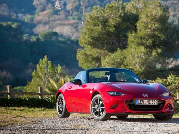Mazda MX-5 2016 konseptiyle büyüledi - Page 2