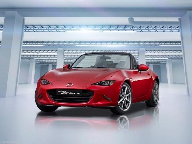 Mazda MX-5, 2016 yılına bomba gibi geliyor - Page 1