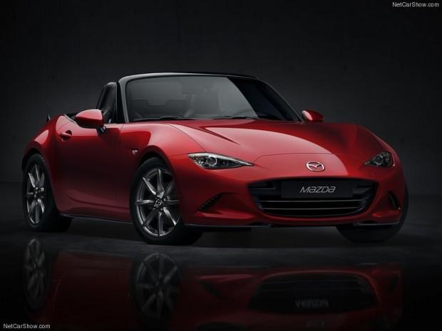 Mazda MX-5, 2016 yılına bomba gibi geliyor - Page 4