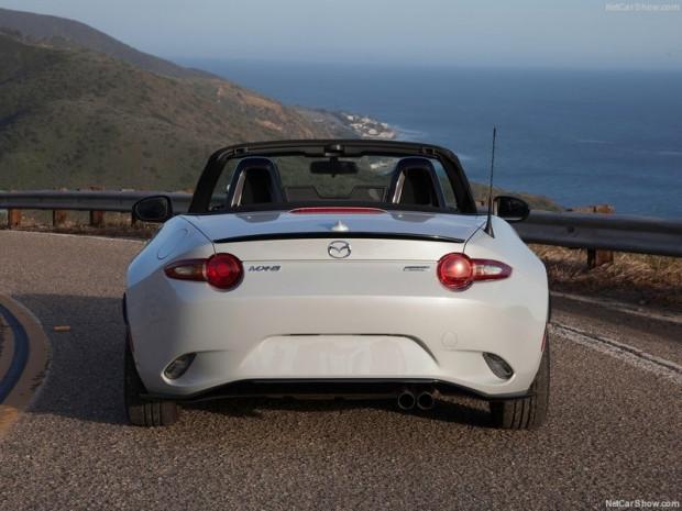 Mazda MX-5, 2016 yılına damga vuracak - Page 2