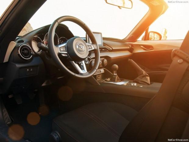 Mazda MX-5, 2016 yılına damga vuracak - Page 3