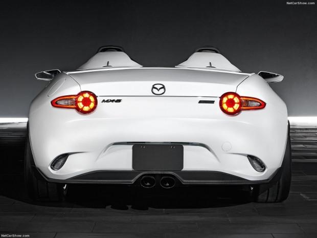 Mazda MX-5 RF Kuro ve  Speedster konseptleri - Page 4