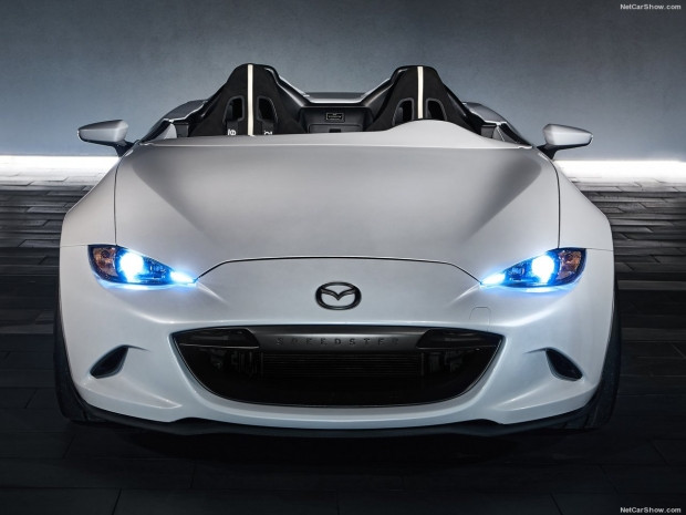 Mazda MX-5 RF Kuro ve  Speedster konseptleri - Page 3
