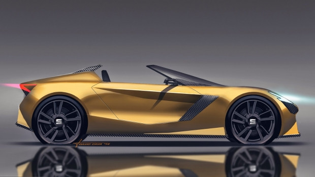 Mazda MX-5 Roadster konsept çalışması - Page 4