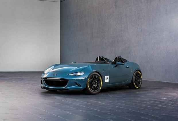 Mazda MX-5 Spyder SEMA Show'da - Page 1