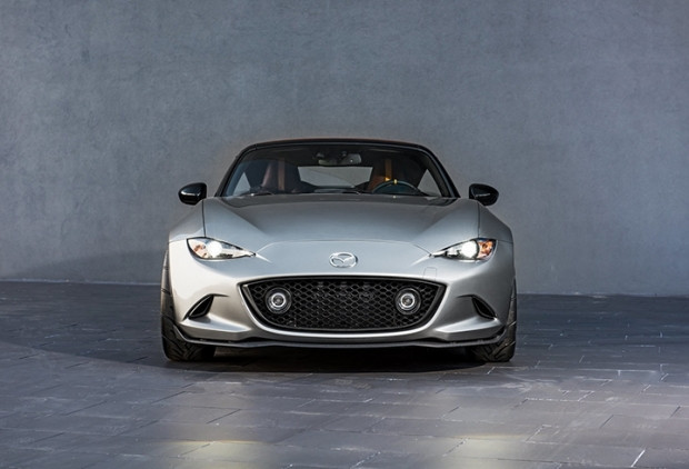 Mazda MX-5 Spyder SEMA Show'da - Page 3