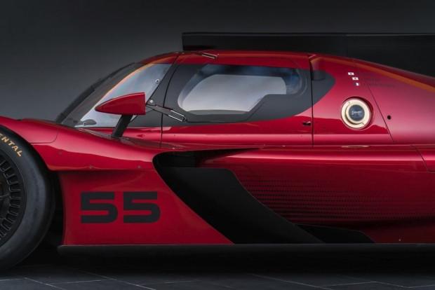Mazda RT24-P prototip yarış otomobili - Page 1