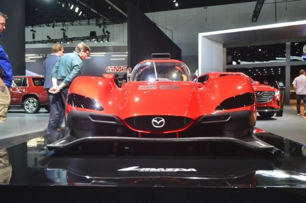 Mazda RT24-P prototip yarış otomobili - Page 4
