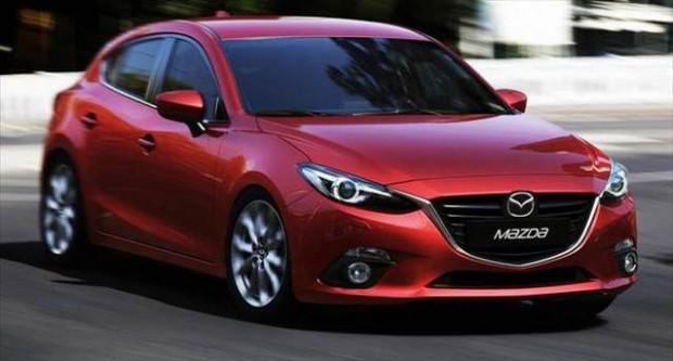 Mazda3 sedan ve hatchback karoser tiplerine dizel seçeneği - Page 3