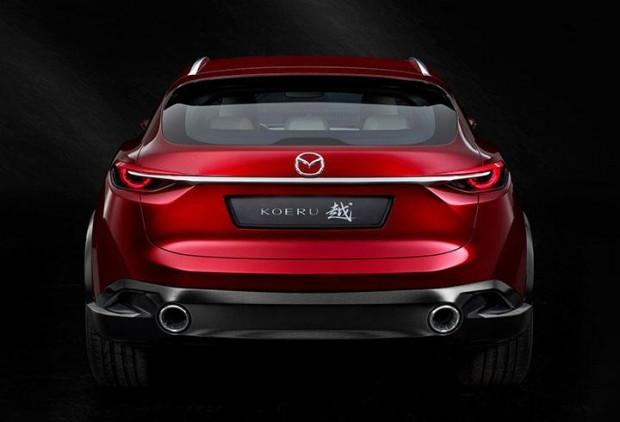 Mazda'dan KOERU sürprizi - Page 2
