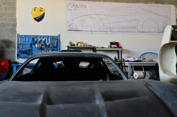 Mazzanti'den kişiye özel otomobil devrimi! - Page 1