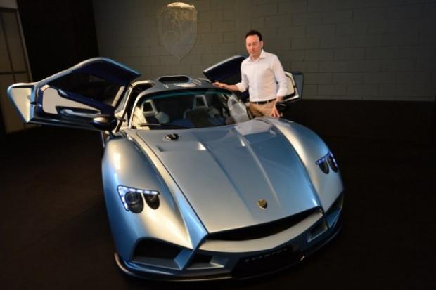 Mazzanti'den kişiye özel otomobil devrimi! - Page 3