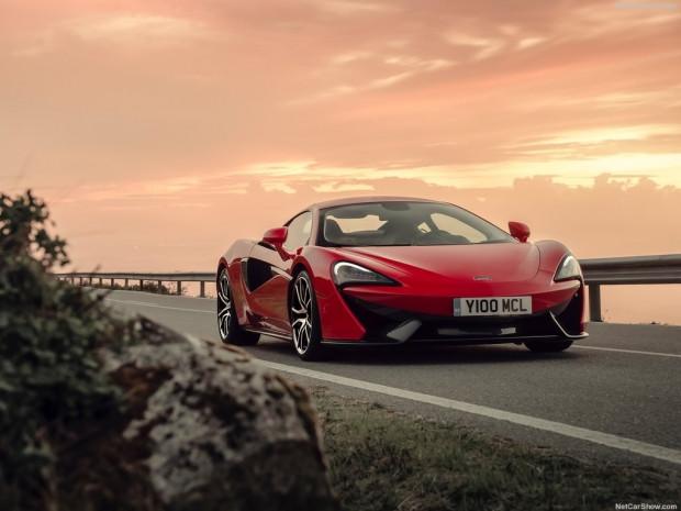 McLaren 570S Coupe 2016 büyülüyor - Page 4