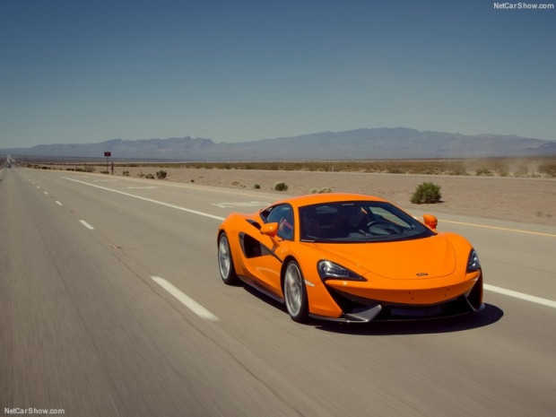 McLaren 570S Coupe (2016) konsepti - Page 1