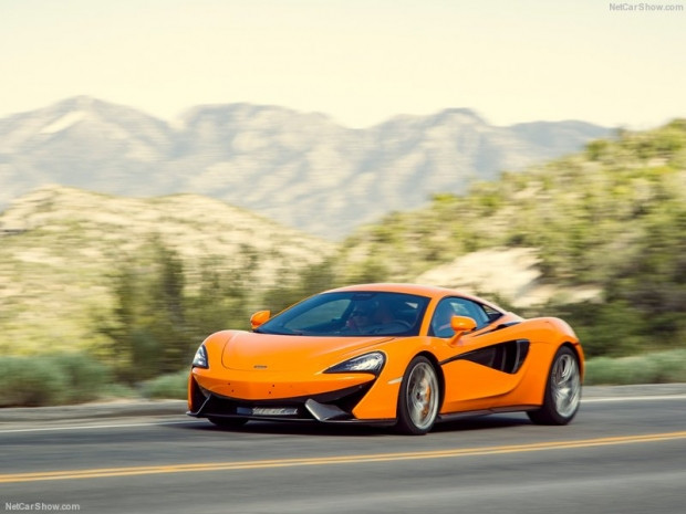 McLaren 570S Coupe (2016) konsepti - Page 2