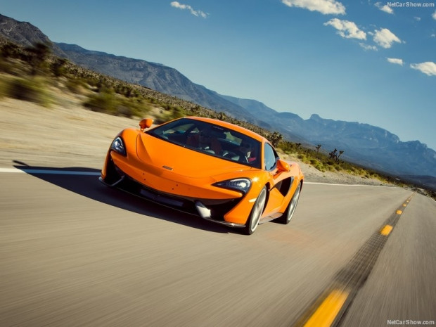 McLaren 570S Coupe (2016) konsepti - Page 3