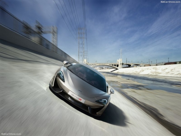 McLaren 570S Coupe 2016 - Page 1