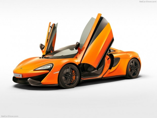 McLaren 570S Coupe 2016 - Page 4