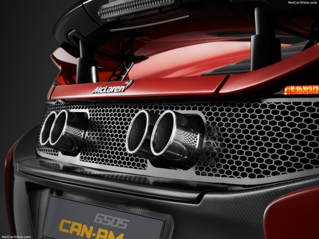 McLaren 650S Can-Am (2016) - Page 4