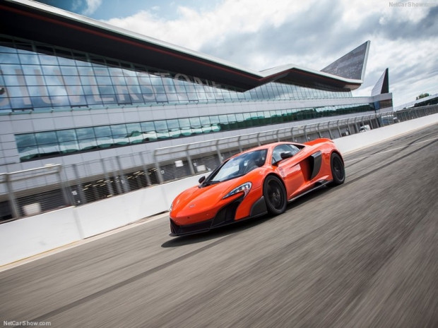 McLaren 675LT'nin renk seçenekleri - Page 1