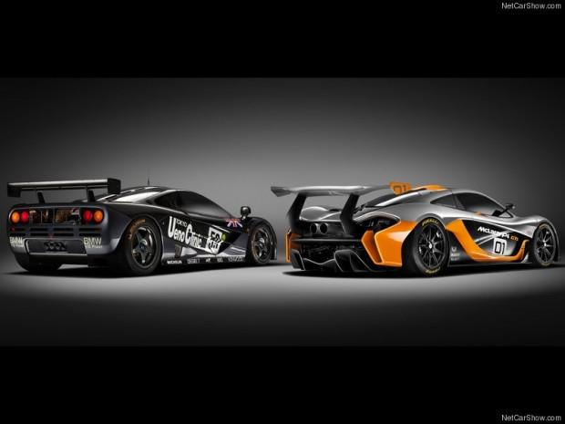 McLaren F1 ve P1 GTR efsanesi! - Page 1
