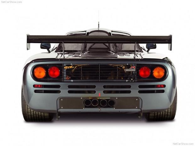 McLaren F1 ve P1 GTR efsanesi! - Page 2