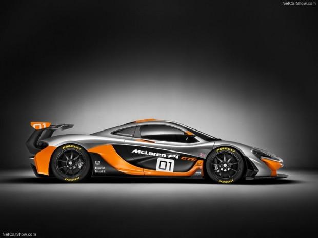McLaren P1 GTR kavramı 2015'e hazır - Page 1